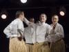 Die Comedian Harmonists im Wintertheater am 29.12.2013 im Spiegelzelt in Braunschweig (Niedersachsen). Foto: imagemoove+++HONORARPFLICHTIG zuzüglich sieben Prozent (7%) Mehrwertsteuer! BELEGEXEMPLAR erbeten!imagemoove GbR, Fiedelerstraße 17, 30519 Hannover, info@imagemoove.de +++